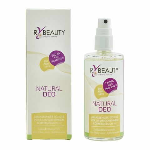 Natural Deo 100ml (1 Piece)